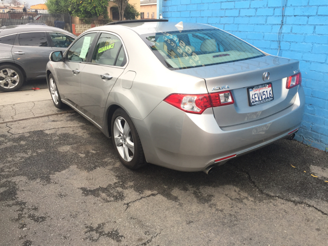 2009 Acura TSX 4dr Sedan 5A w/Technology Package - Los Angeles CA