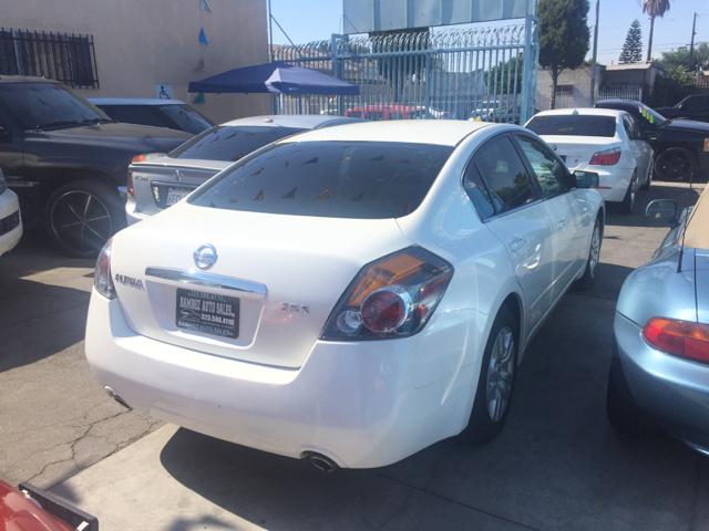 2009 Nissan Altima 2.5 S 4dr Sedan CVT - Los Angeles CA