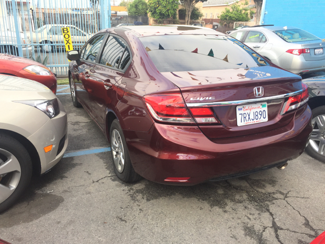 2013 Honda Civic LX 4dr Sedan 5A - Los Angeles CA