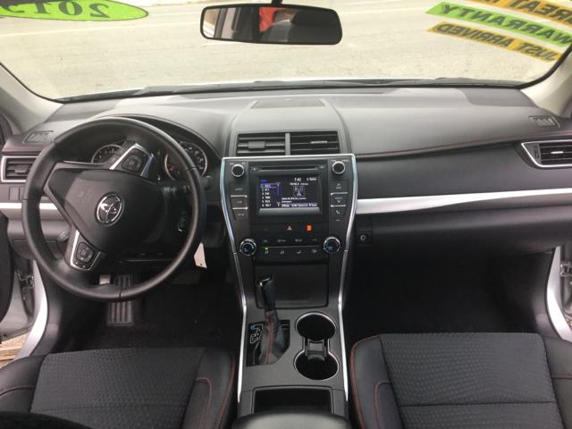 2015 Toyota Camry XSE 4dr Sedan - Los Angeles CA