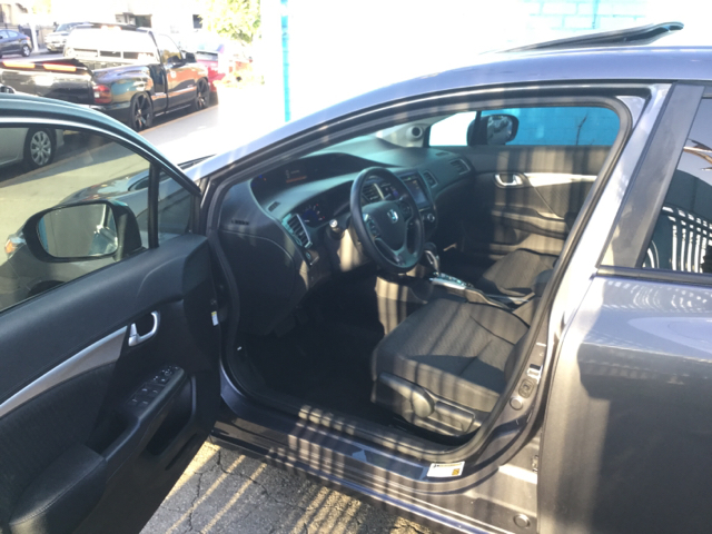 2014 Honda Civic EX 4dr Sedan - Los Angeles CA