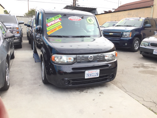 2009 Nissan cube 1.8 S 4dr Wagon CVT - Los Angeles CA
