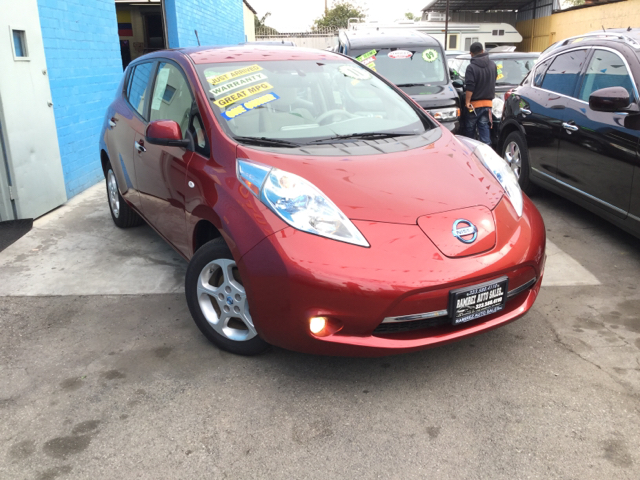 2011 Nissan LEAF SL 4dr Hatchback - Los Angeles CA