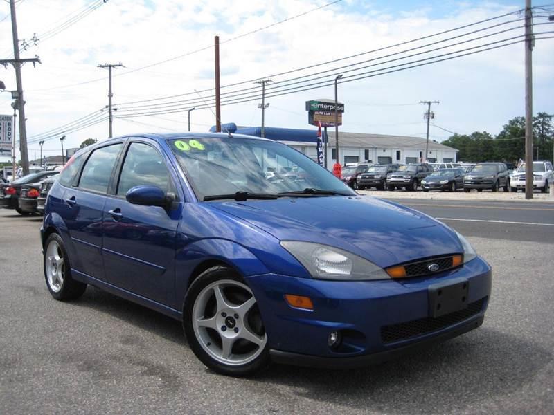 2004 Ford Focus SVT