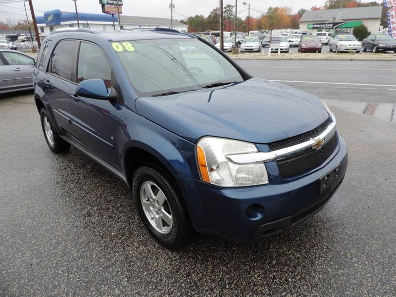 2008 chevrolet equinox for sale in new jersey. Black Bedroom Furniture Sets. Home Design Ideas