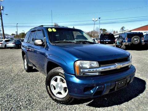2006 Chevrolet TrailBlazer for sale in Lakewood, NJ