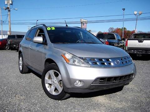 2003 Nissan Murano for sale in Lakewood, NJ