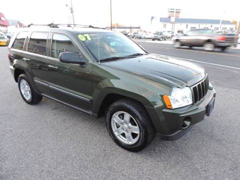 2007 Jeep Grand Cherokee for sale in Lakewood, NJ