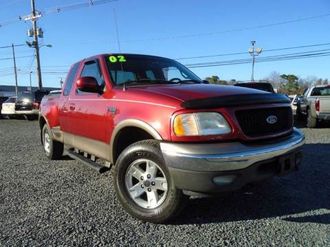 2002 Ford F-150 for sale in Lakewood, NJ