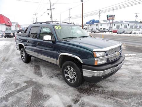 2005 Chevrolet Avalanche for sale in Lakewood, NJ