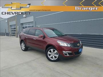 2017 Chevrolet Traverse for sale in Milwaukee, WI