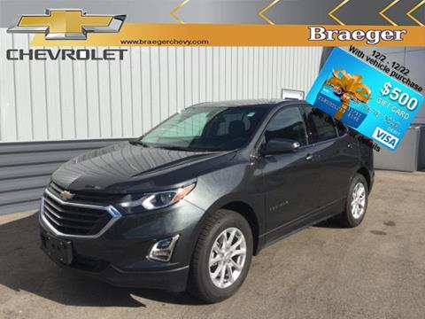 2018 Chevrolet Equinox for sale in Milwaukee, WI