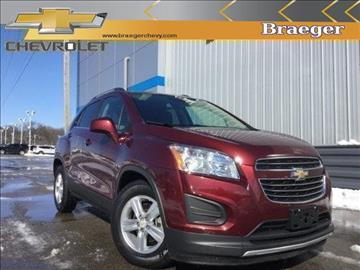 2016 Chevrolet Trax for sale in Milwaukee, WI