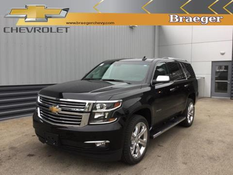 2018 Chevrolet Tahoe for sale in Milwaukee, WI