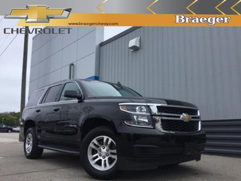 2017 Chevrolet Tahoe for sale in Milwaukee, WI