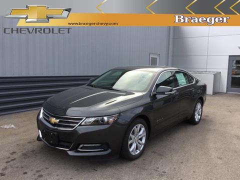 2018 Chevrolet Impala for sale in Milwaukee, WI