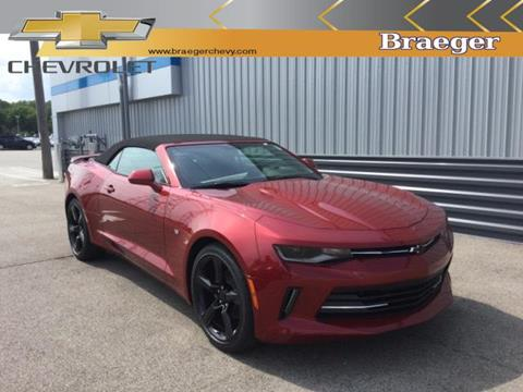 2018 Chevrolet Camaro for sale in Milwaukee, WI