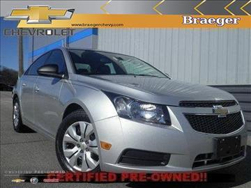 2014 Chevrolet Cruze for sale in Milwaukee, WI