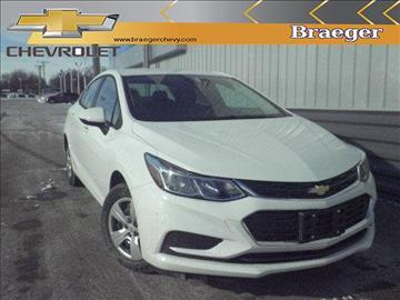 2017 Chevrolet Cruze for sale in Milwaukee, WI