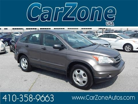 2010 Honda CR-V for sale in Baltimore, MD