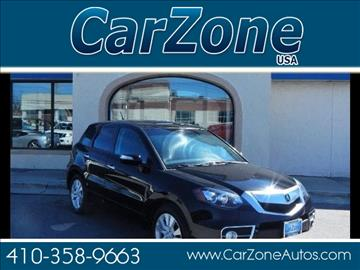 2010 Acura RDX for sale in Baltimore, MD