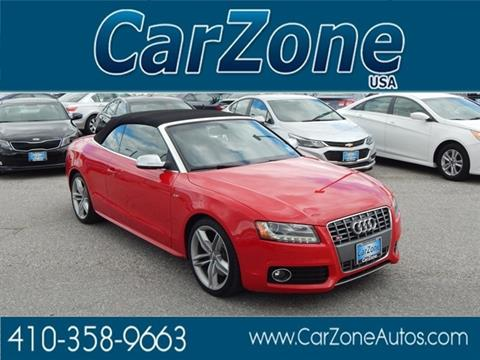 2010 Audi S5 for sale in Baltimore, MD