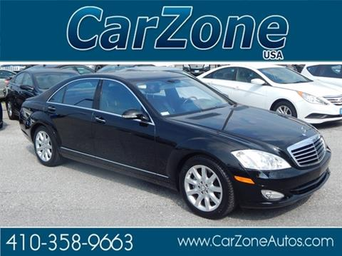 2008 Mercedes-Benz S-Class for sale in Baltimore, MD