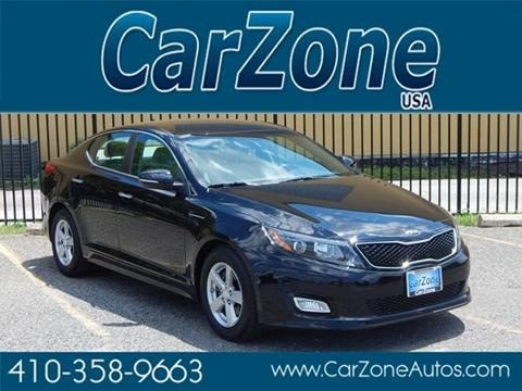 2014 Kia Optima for sale in Baltimore, MD