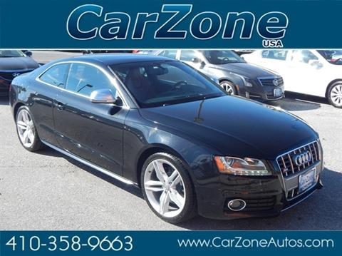 2009 Audi S5 for sale in Baltimore, MD