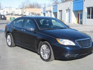 2011 Chrysler 200 for sale in Silver Spring MD