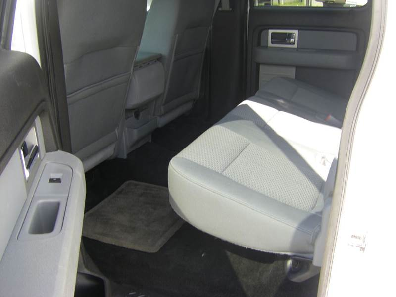 2011 Ford F-150 4x4 XLT 4dr SuperCrew Styleside 5.5 ft. SB - Anchorage AK