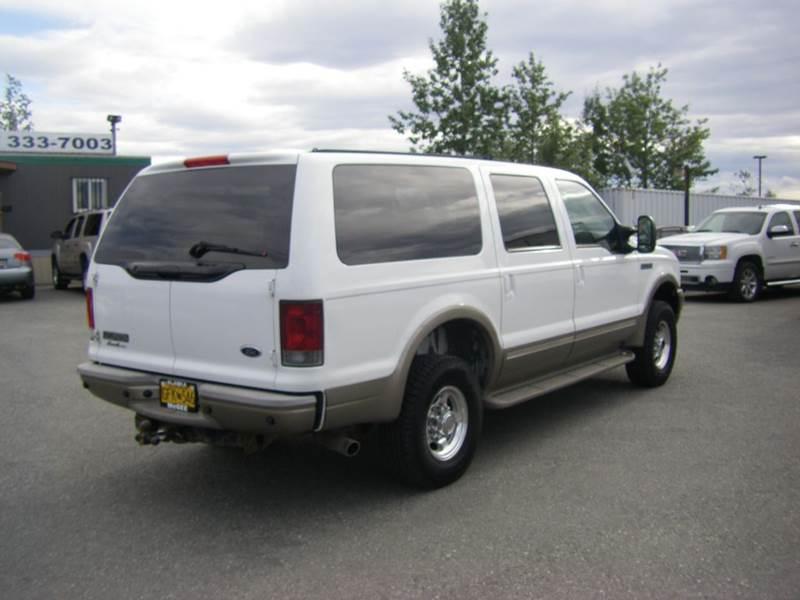2003 Ford Excursion Eddie Bauer 4WD 4dr SUV - Anchorage AK
