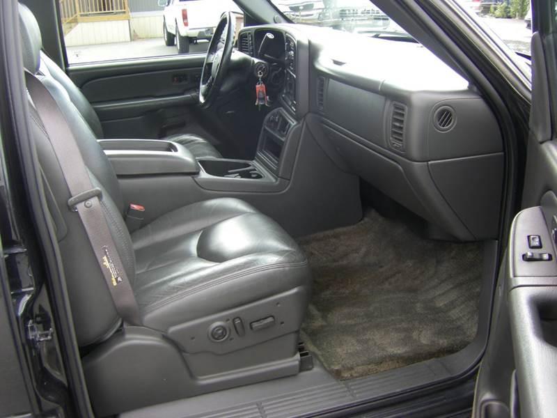 2003 Chevrolet Avalanche 4dr 1500 4WD Crew Cab SB - Anchorage AK