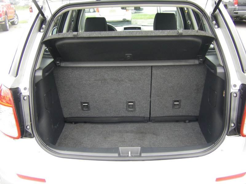 2008 Suzuki SX4 Crossover AWD 4dr Crossover 4A - Anchorage AK