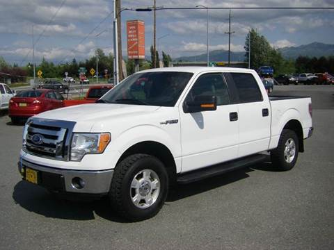 2011 Ford F-150 for sale in Anchorage, AK