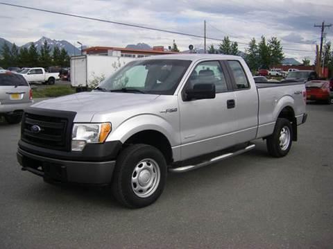 ford trucks for sale in alaska. Black Bedroom Furniture Sets. Home Design Ideas