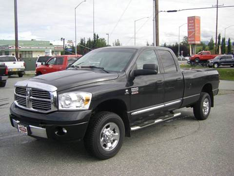2007 Dodge Ram Pickup 3500 for sale in Anchorage, AK