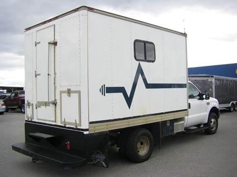 box trucks for sale in alaska. Black Bedroom Furniture Sets. Home Design Ideas