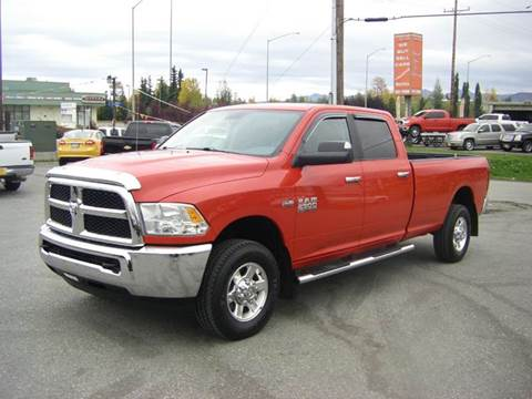 2013 RAM Ram Pickup 2500 for sale in Anchorage, AK
