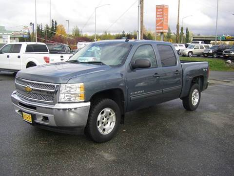 2012 Chevrolet Silverado 1500 for sale in Anchorage, AK