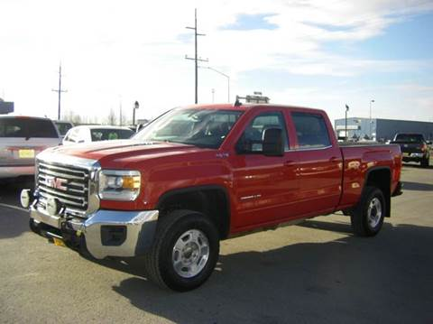 2015 GMC Sierra 2500HD for sale in Anchorage, AK