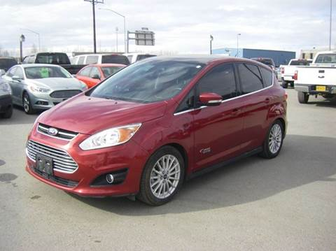 2016 Ford C-MAX Energi for sale in Anchorage, AK