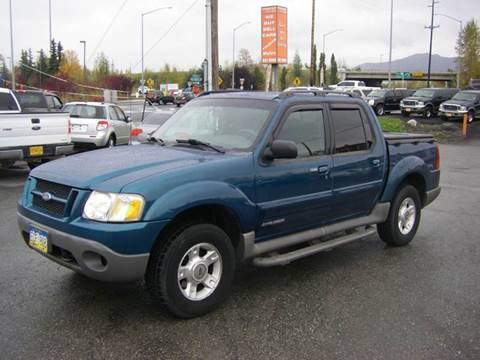 2001 Ford Explorer Sport Trac for sale in Anchorage, AK