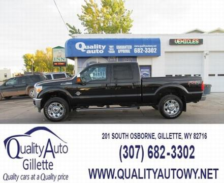 2015 Ford F-350 Super Duty for sale in Gillette, nul
