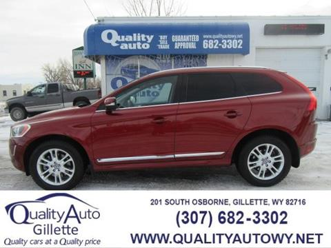 2015 Volvo XC60 for sale in Gillette, nul