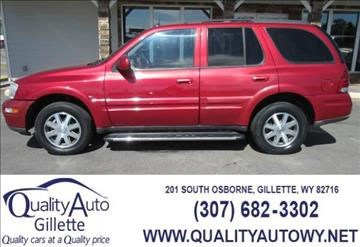 2004 Buick Rainier for sale in Gillette, WY