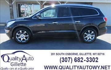 2010 Buick Enclave for sale in Gillette, WY