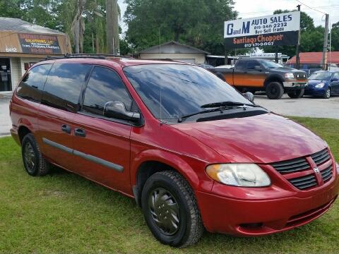 2005 Dodge Grand Caravan for sale in Riverview, FL