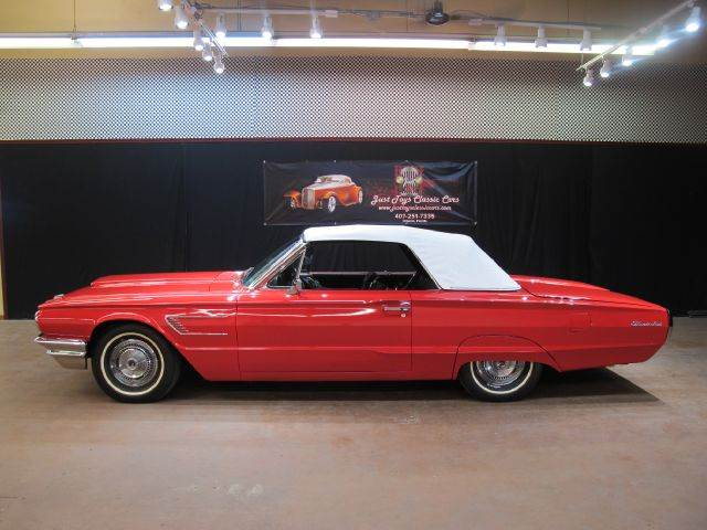 Used 1965 Ford Thunderbird for sale - Carsforsale.com