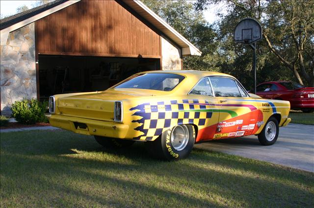 1967 Ford Fairlane Drag Car - Orlando FL